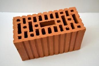 Кирпич керамический рядовой двойной