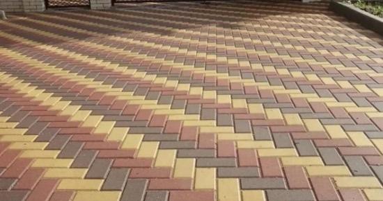 Из фибробетона тротуарная плитка купить 1 кубометр бетона