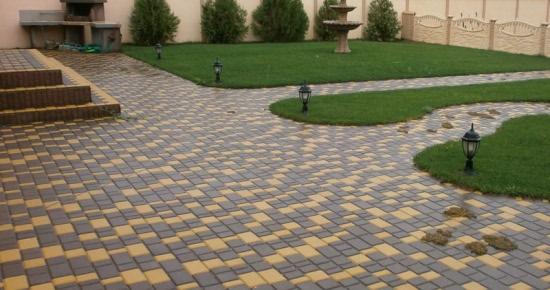 Тротуарная плитка фибробетона как штукатурить стены цементным раствором без маяков видео